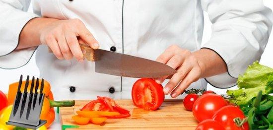 Нетупящиеся ножи Графен Мастер