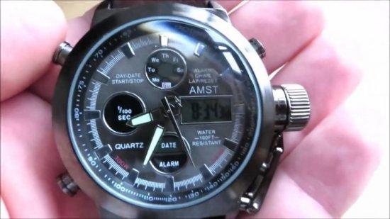 Часы Амст