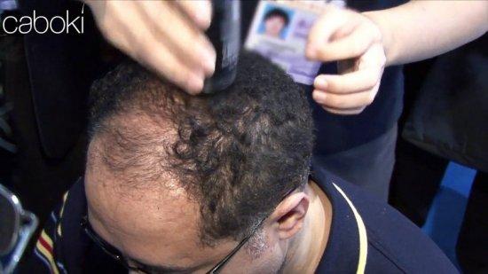 Загуститель для волос Кабоки