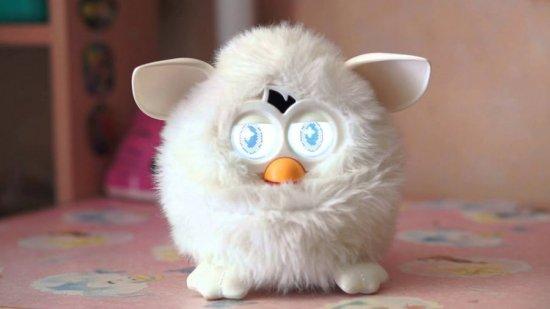 Интерактивные игрушки Furby