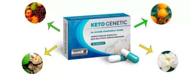 Кетогенетик