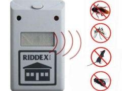Riddex отпугиватель