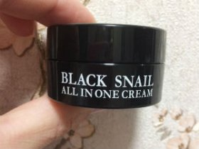 Крем Black snail all in one cream