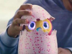 Интерактивная игрушка-яйцо Hatchimals