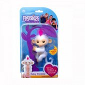 Интерактивная игрушка-обезьянка Monkey fingerlings
