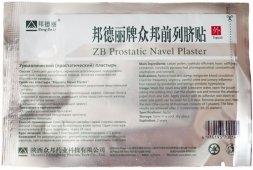 урологический пластырь от простатита
