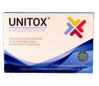 Unitox против гельминтов