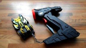 Zero Gravity Laser Racer